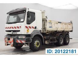 tipper truck > 7.5 t Renault Kerax 320 DCi - 6x4 2003