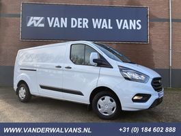 closed lcv Ford Transit Custom 300 2.0TDCI 130PK L2H1 Trend Airco, DAB, Cruisecontrol, Stoelverw... 2018