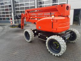 articulated boom lift wheeled Niftylift HR 17 D E 2020