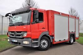 fire truck Mercedes-Benz ATEGO 2013