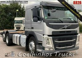 chassis cab truck Volvo FM 420 2015