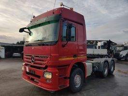 heavy duty tractorhead Mercedes-Benz 3355 S 6X4 Heavy Duty - Voith Retarder - Manual ! 2007