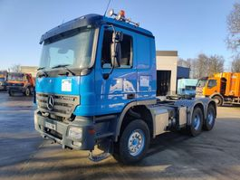 heavy duty tractorhead Mercedes-Benz 3355 S 6X4 Heavy Duty - voith Retarder- hydraulic 2007