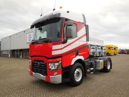 cab over engine Renault T460 EURO6 274500 KM KIPHYDRAULIEK 2 UNITS 2016