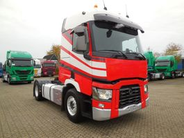 cab over engine Renault T460 EURO6 263500 KM KIPHYDRAULIEK 2 UNITS 2016