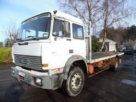 platform truck Iveco 190-26 plateau 1988