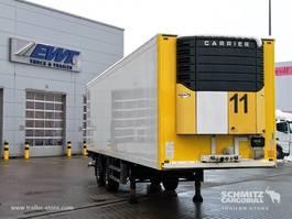 refrigerated semi trailer Schmitz Cargobull Semitrailer Insulated/refrigerated box Roldeur 2011