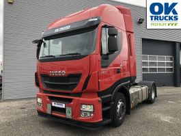 cab over engine Iveco Stralis AS440S42TP Euro6 Intarder Klima ZV