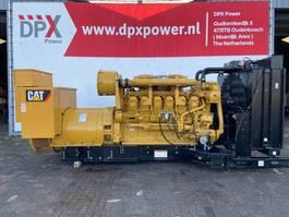 generator Caterpillar 3512B - 1.600 kVA Generator - DPX-12311 2007