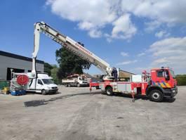 LKW-Arbeitsbühne MAN 18-280 LE 4X2 Elevator 27m Magirus -  Feuerwehr / Firetruck / Pompiers 2006