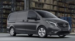 closed lcv Mercedes-Benz Vito 116 CDI L2H1 2.8t automaat 2021