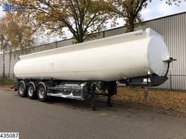 Tankauflieger MERCERON Fuel 39153 liter, 7 Compartments 2000