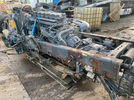Engine truck part Scania DC1102 2003