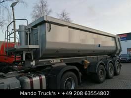 tipper semi trailer Carnehl CHKS HH Stahlkippmulde 26m³ /HARDOX