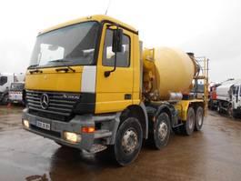 concrete mixer truck Mercedes-Benz Actros 2009