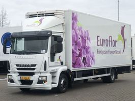 refrigerated truck Iveco EUROCARGO 120E 22 EEV 2014