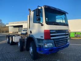 other trucks DAF CF 85.380 / 8x4 / Manual / Euro 3 / Retarder 2001