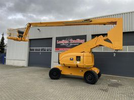articulated boom lift wheeled JLG 800AJ 4x4x4 2008