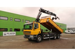 tipper truck > 7.5 t DAF FAT CF75.360 2010