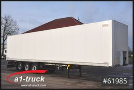 closed box semi trailer Schmitz Cargobull SKO 24, Trockenfracht, Doppelstock, Vermietung 2015