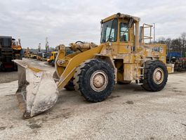 wheel loader Caterpillar 966D 1986
