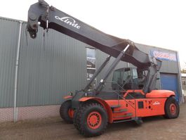 reachstacker Linde for parts 4531 2007