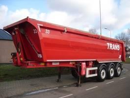 Kipper Auflieger Tisvol ALU TIPPER  32 M3    CHASS. ALU    SAF DISK+LIFT+TUV 2013