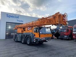 crane truck Liebherr LTM 1050/1 6x6x6 + Double JIB 1999