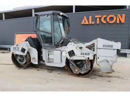 road compactor Hamm HD O75V ASC 2013