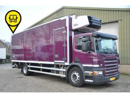 refrigerated truck Scania P230 . CARRIER BI-TEMP. EURO5 2011