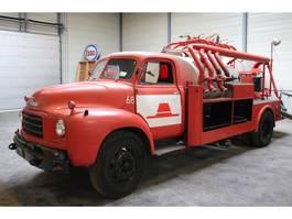 Feuerwehrauto Bedford 1958 1958