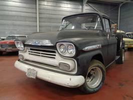 pickup passenger car Chevrolet Apache 32 LONGBED 1/2 TON 1959
