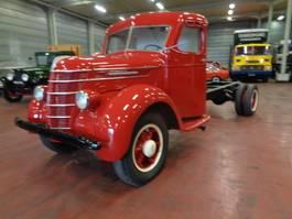 Fahrgestell LKW International 4 TONNER 1949