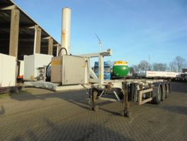 container chassis semi trailer LAG O-3-39-LT 2000