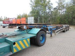 container chassis semi trailer Renders RSCC 12 27 1999