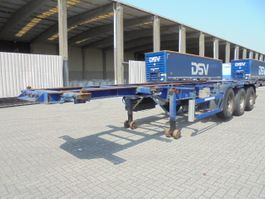 Container-Fahrgestell Auflieger Netam OCCR 39-327 1996