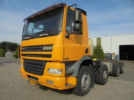 chassis cab truck Ginaf 4241 S 8X4 2006