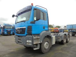 heavy duty tractorhead MAN TGS 33.440 6X4 2010