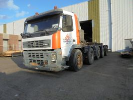 container truck Terberg FM 2850 -T 10X4 2003