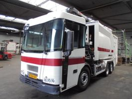 Müllwagen Terberg volvo URBIN 2011