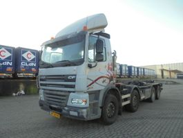 container truck DAF CF 85.410 8x2 2007