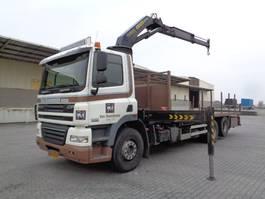 platform truck DAF CF 85.360 2006