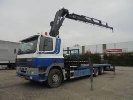 platform truck DAF CF 85 -400 6X2 1997
