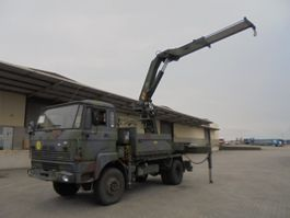 crane truck DAF YA 5442 4X4 1983