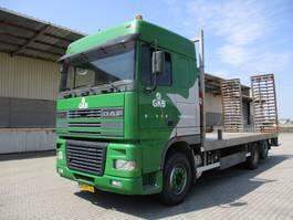 platform truck DAF XF 95.380 6X2 1998