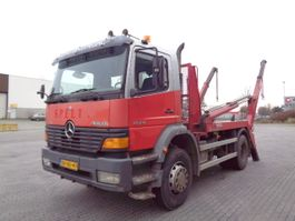 container truck Mercedes-Benz 1828K 1999