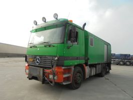 tank truck Mercedes-Benz 1831 BITUMEN 2003