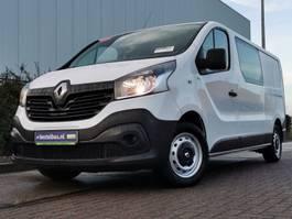closed lcv Renault TRAFIC 1.6 DCI l2 dc ac 2016