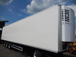 refrigerated semi trailer Krone SDR 27 3 As Koel - Vries Oplegger, OJ-41-HF 2006