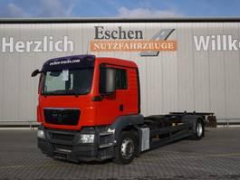 swap body truck MAN TGS 18.400LL, BDF, Luft, 3 Sitzplätze 2008
